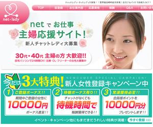 LIVE&CHAT バイト女性募集(閉鎖)